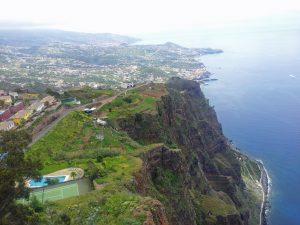 """Immer wieder werden wir mit herrlichen Ausblicken belohnt, hier bei """"Cabo Girao"""""""