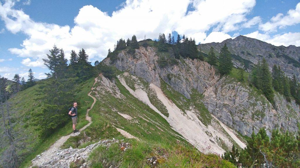Schellschlicht_kamm_hoher_brand_ammergauer_Alpen