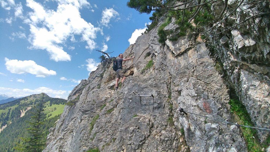Schellschlicht_klettersteig_ammergauer_Alpen