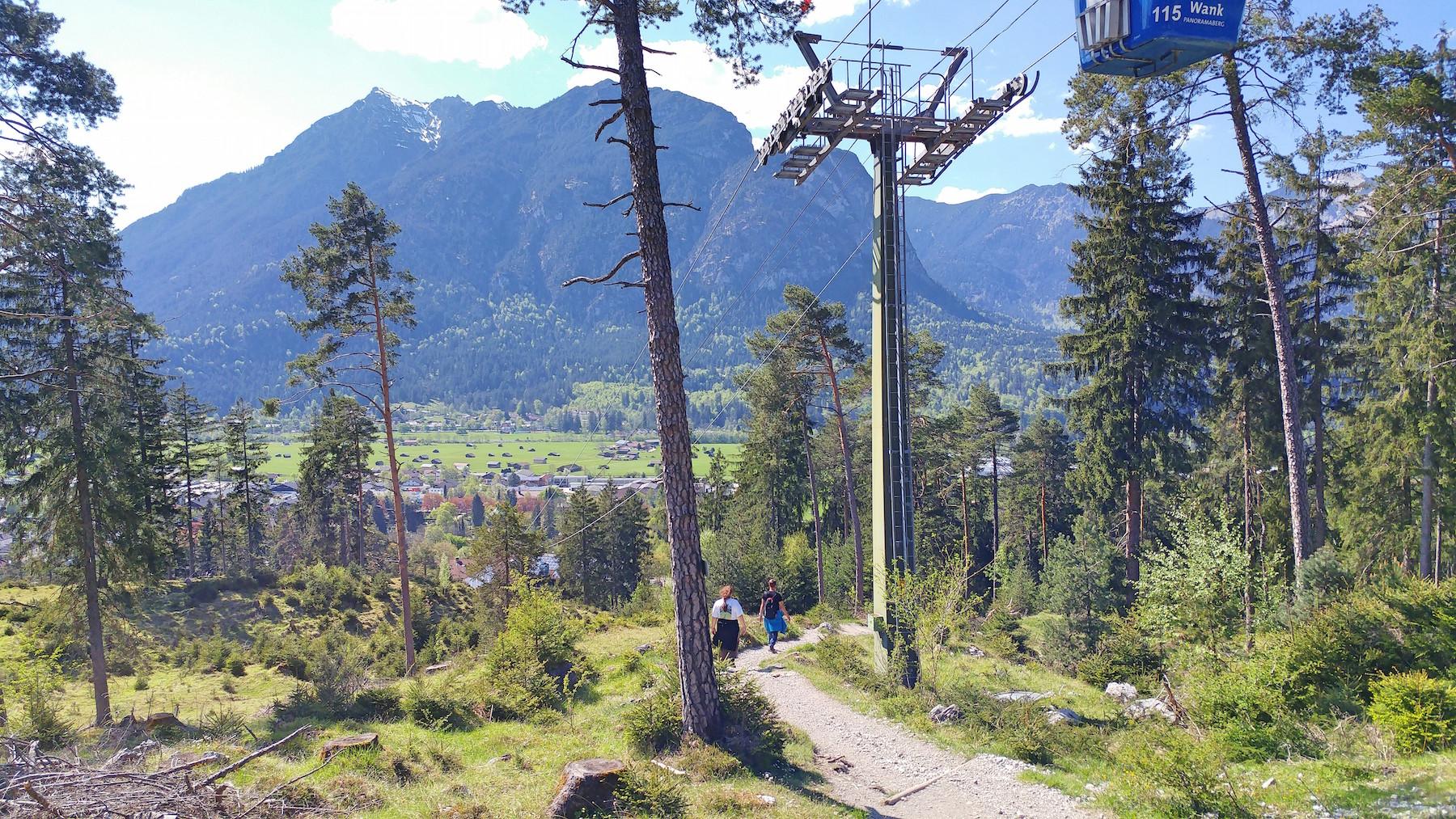 wank-garmisch-partenkirchen-abstieg