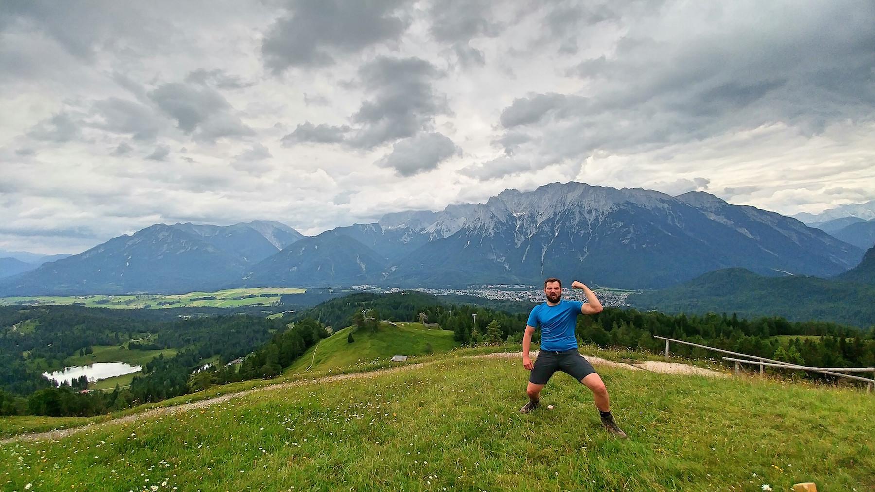 wanderung-hoher-kranzberg-mittenwald-aufstieg-besteigung-