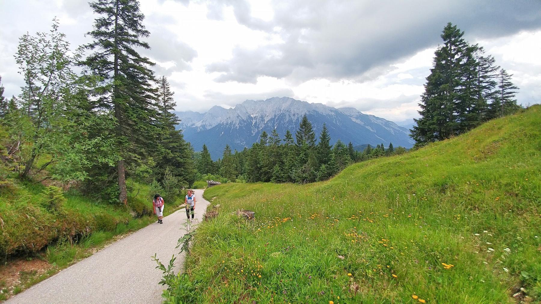 wanderung-hoher-kranzberg-mittenwald-aufstieg-besteigung-3