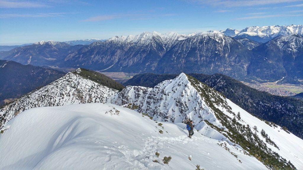 yourdailymilk-notkarspitze-ziegelspitz-unterammergau (19) - Gipfel