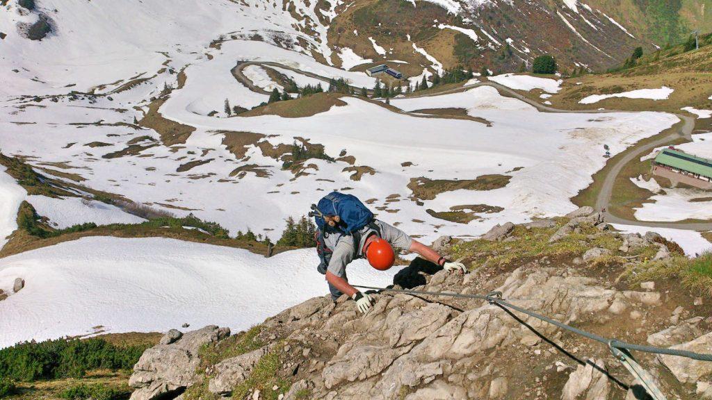 03-yourdailymilk-walsersteig-klettersteig-karwendel-steilwand