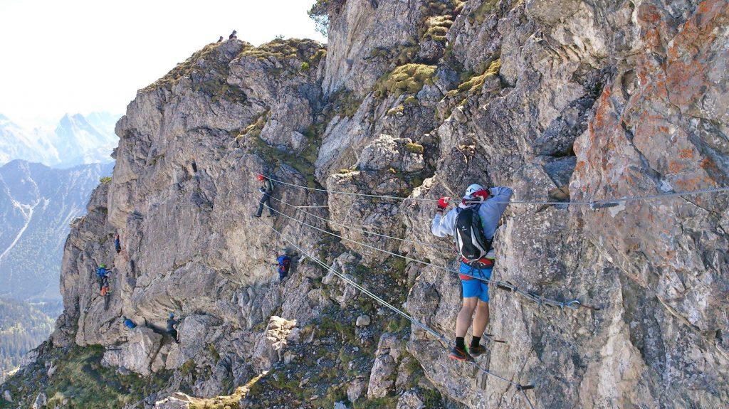 05-yourdailymilk-walsersteig-klettersteig-karwendel-seilbrücke