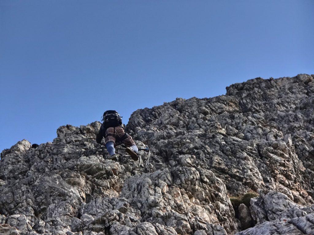 Klettersteig Ilmspitze : Die ilmspitze m u der traumfels für alle